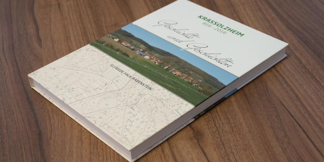 Buch - Krassolzheimer Geschichte