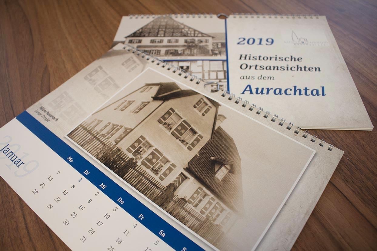 Kalender - Kirchenmuseum Aurachtal