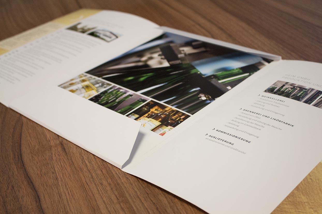 Präsentationsmappe - Georg Heim GmbH