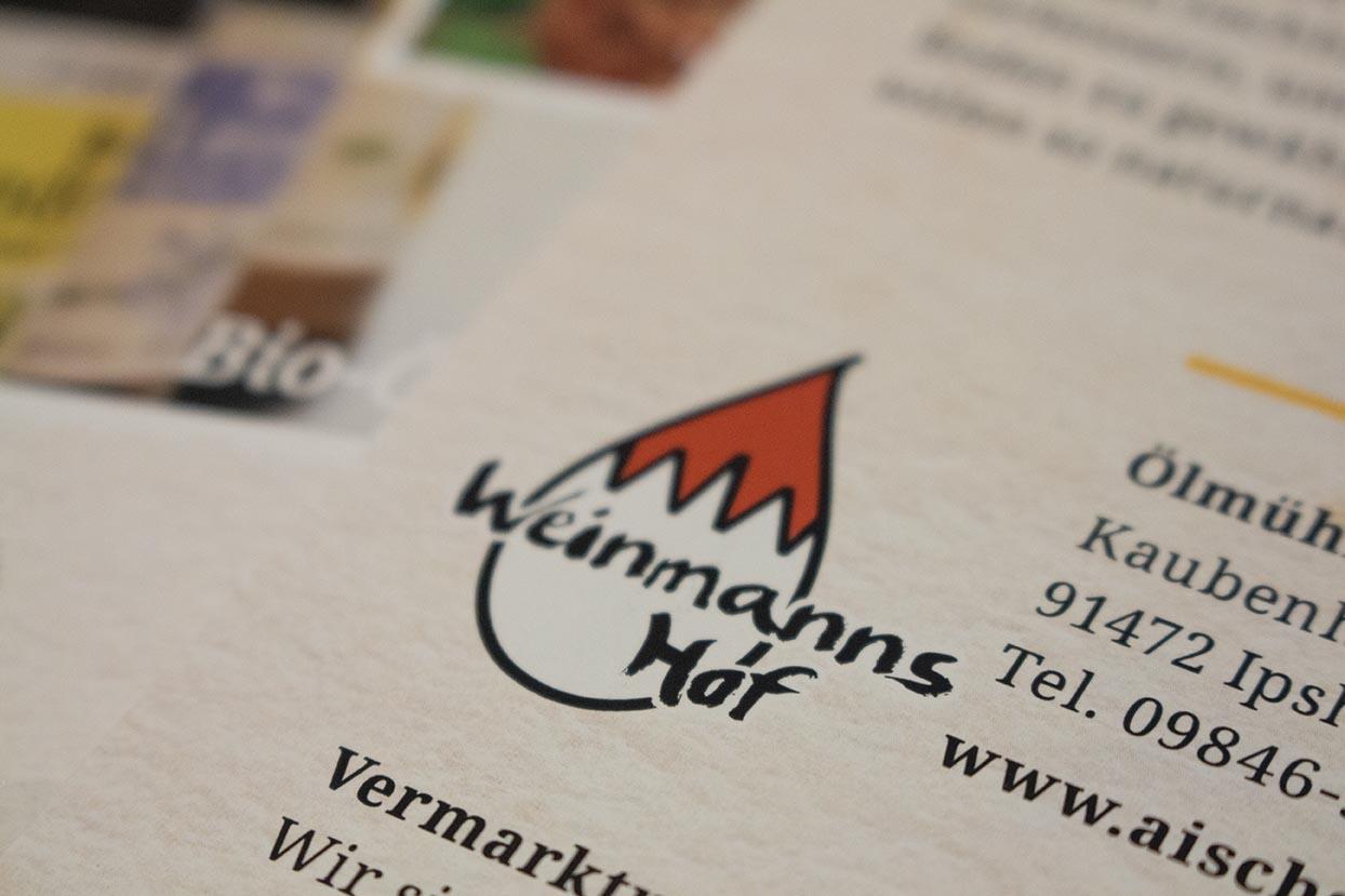Logo - Weinmannshof